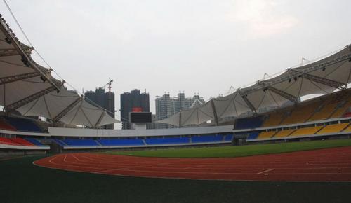 淮北体育场