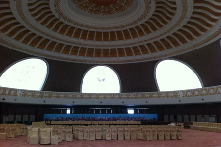 贝塔斯瑞落户内蒙古国际展览中心