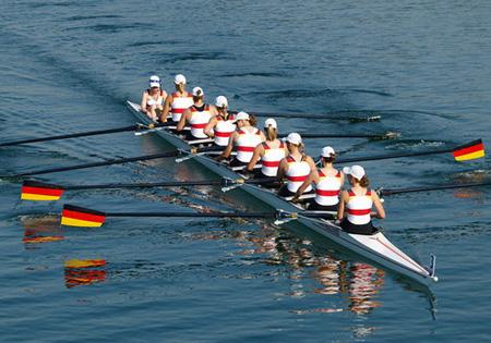 亚洲赛艇锦标赛月底开赛   贝塔斯瑞保驾护航