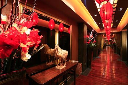 北京正院大宅门引领时尚典雅中国风