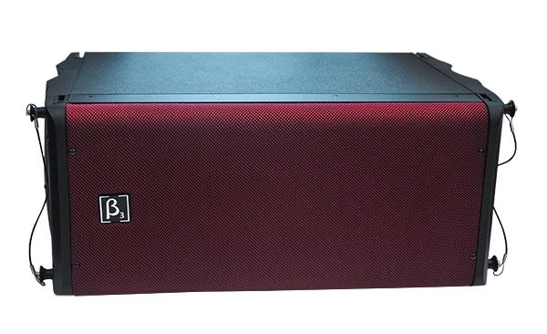 SLA10Hai 外置3分频双8英寸全频线性阵列扬声器