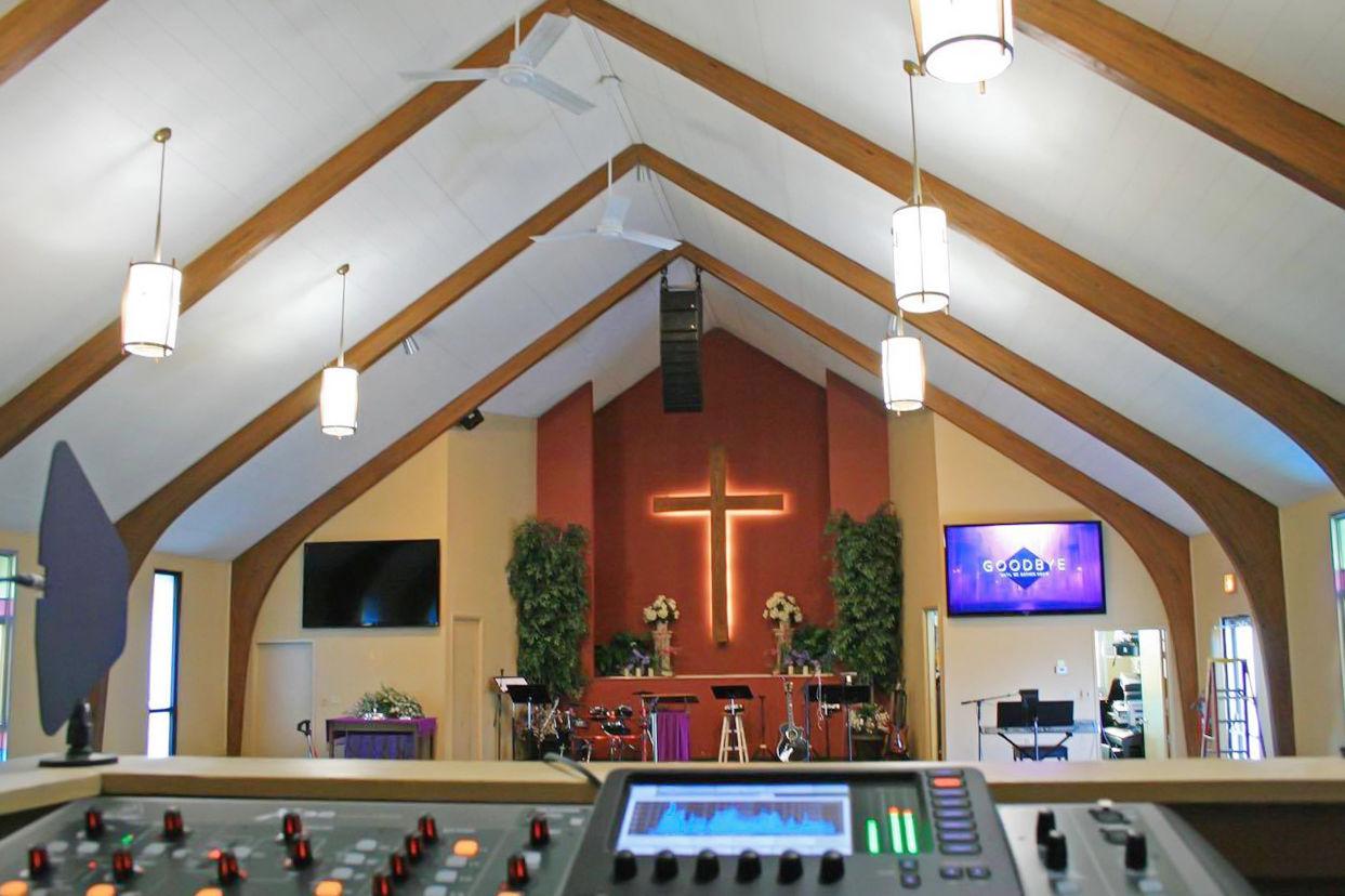 特拉华谷基督教堂