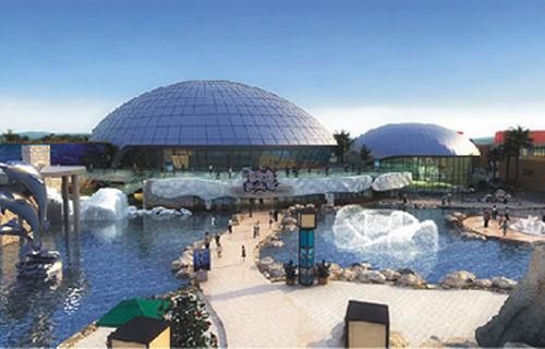 贝塔斯瑞国内第6个海洋游览馆扩声