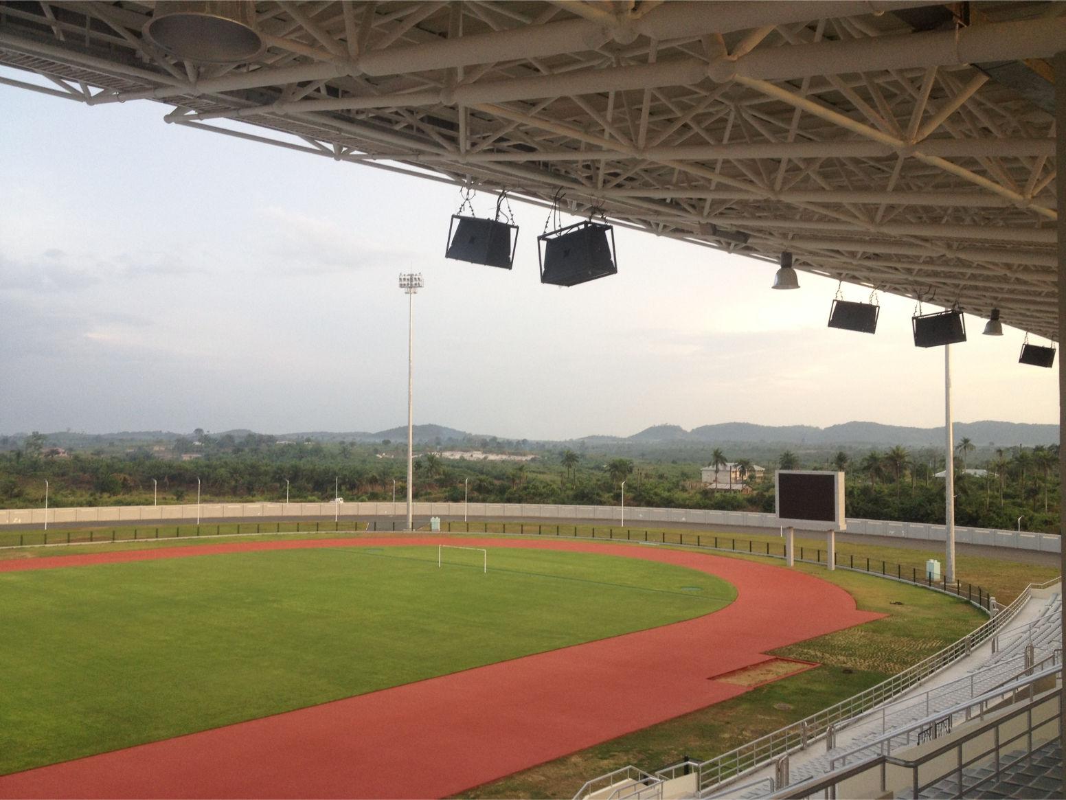 塞拉利昂博城体育场