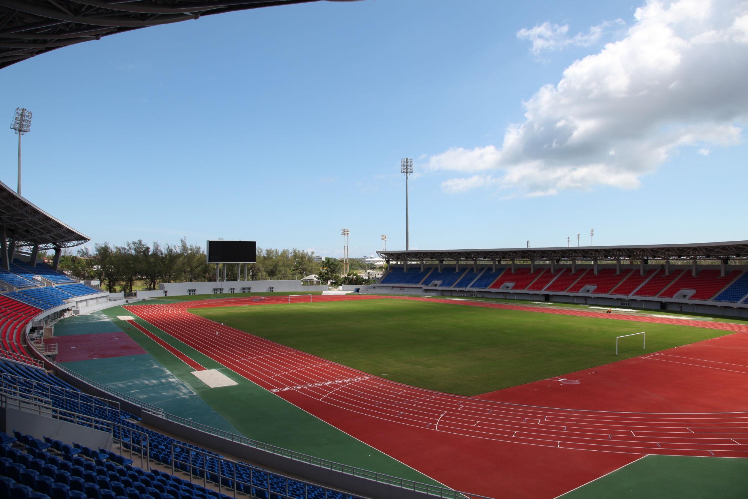 贝塔斯瑞中标呼伦贝尔盟体育中心