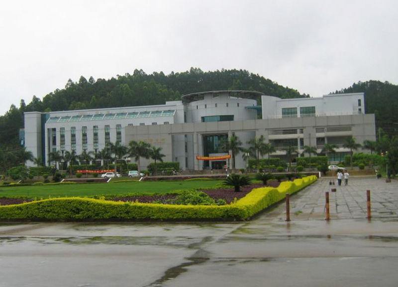 增城市文化会议中心和政务服务中心