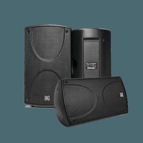 S高声压塑胶系列音箱