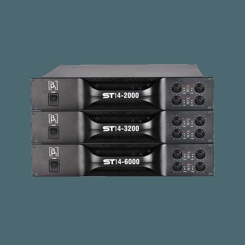 ST系列专业音频功率放大器