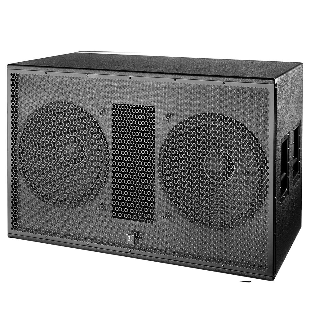 超低音扬声器系统