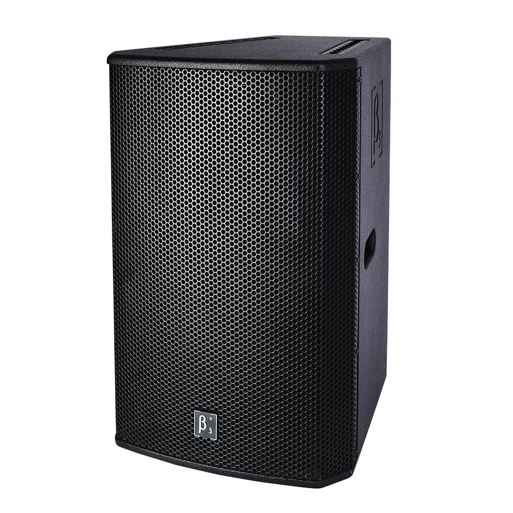 内置2分频12英寸全频扬声器系统