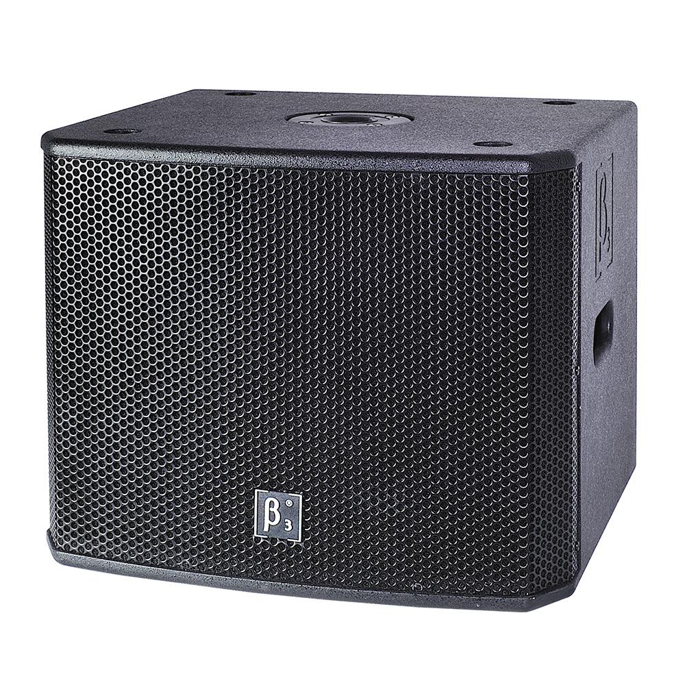 12英寸有源低频扬声器系统