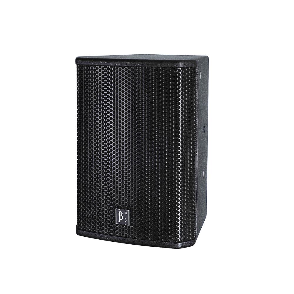 内置2分频8英寸全频扬声器系统
