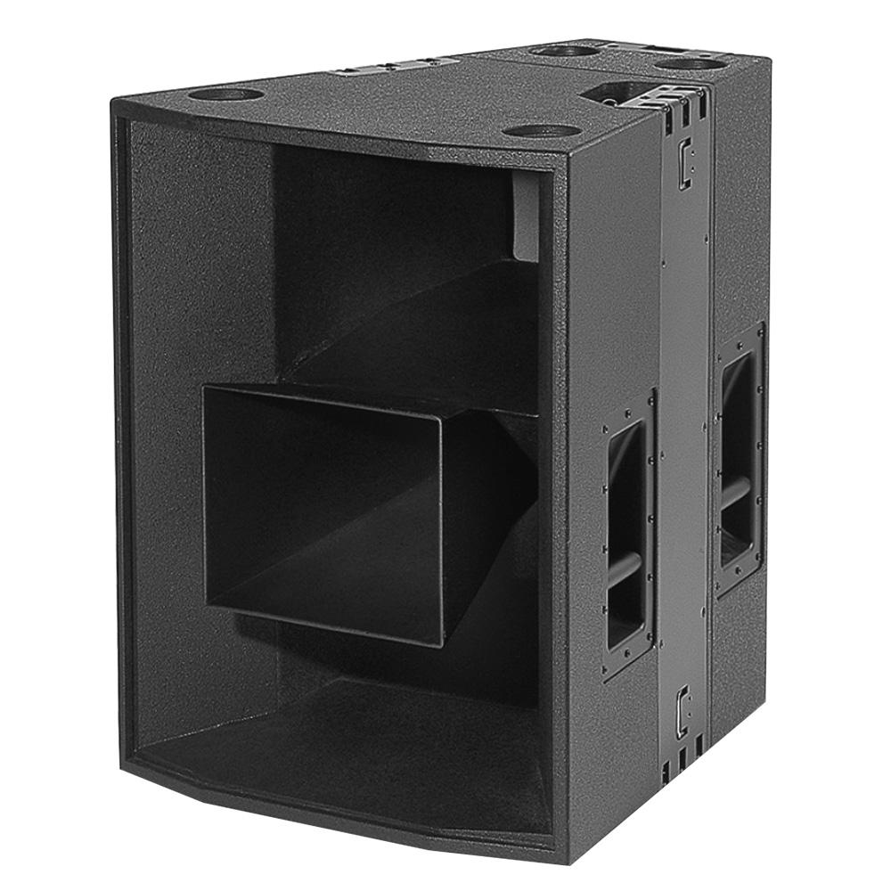 内置/外置3分频12英寸同轴全频扬声器系统