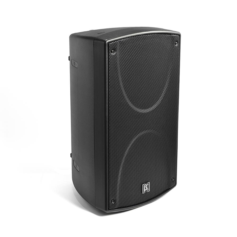 中高频扬声器系统