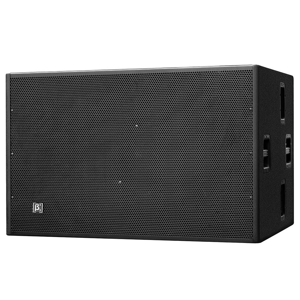 双18英寸无源低频防水扬声器